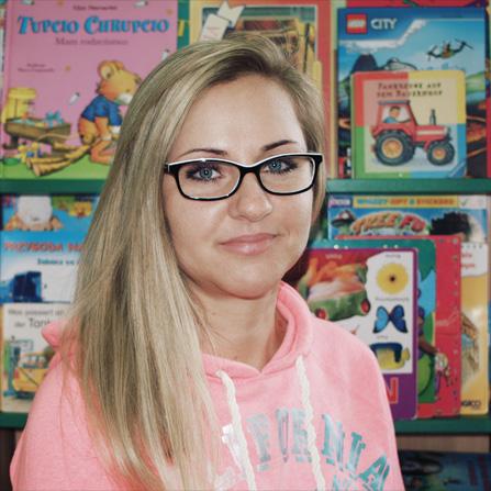 MARTYNA WALASZCZYK – nauczyciel mianowany