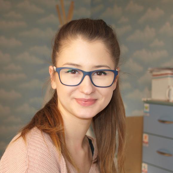 PAULINA ŚCIANA - nauczyciel wspomagający