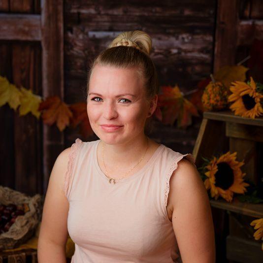KAROLINA OSTRYCHARCZYK - nauczyciel mianowany